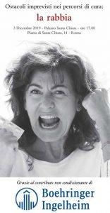 Ostacoli imprevisti nei percorsi di cura: la rabbia